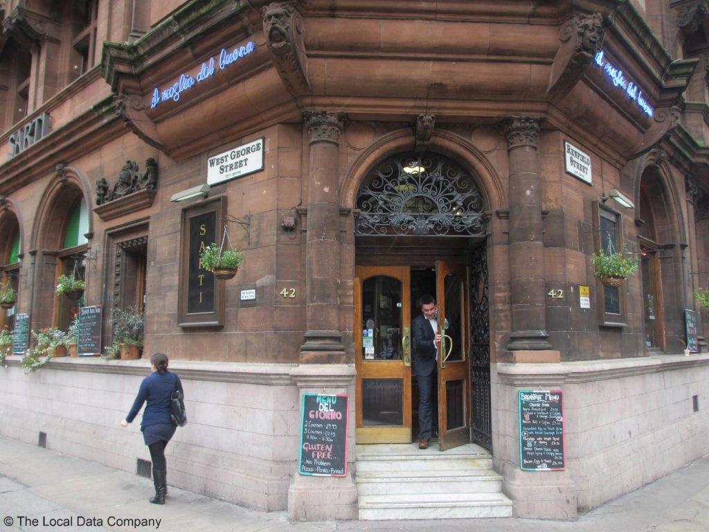Sarti Glasgow Italian Restaurant