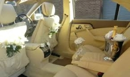 Wedding Inside The Car