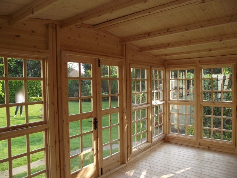 Nottingham specialised timber buildings hawkworth street clarence street sneinton nottingham - Garden sheds nottingham ...