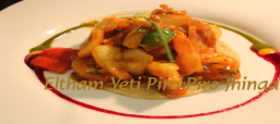 Eltham Yeti Restaurant - Piro Piro Jhinga