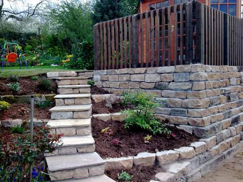 Details for gardens of inspiration ltd in 29 crookdole for Garden design nottingham