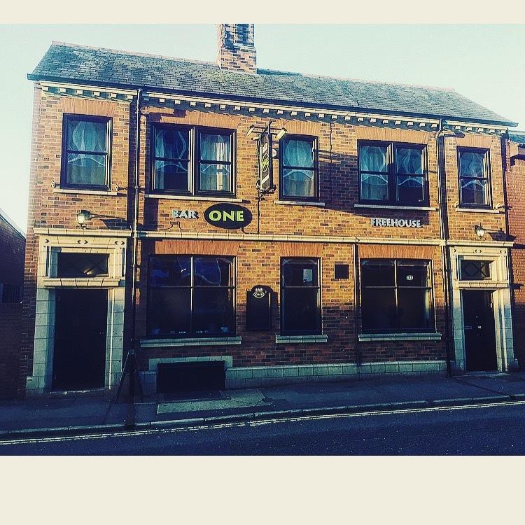 Details For Bar One In  Newland Street Derby Derbyshire De Jd Mirror