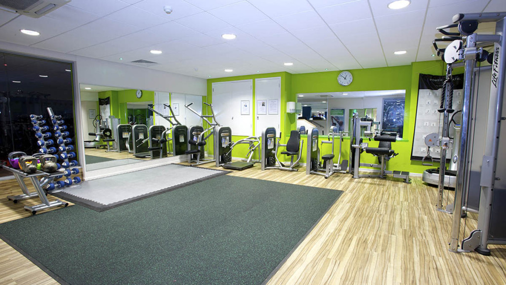 Lifestyle gym manchester free pass