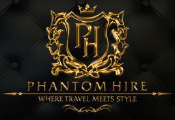Phantom Hire Logo