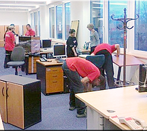Office Relocation Hull
