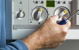 Gas boiler services from only €59.99