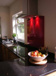 Our kitchen is now finished to a very high standard - we would change - we love it!!