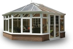 Nova glazing conservatories