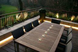 Roof terrace garden, Notting Hill