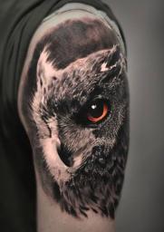 realistic tattoo , Stotker Tattoo shop London
