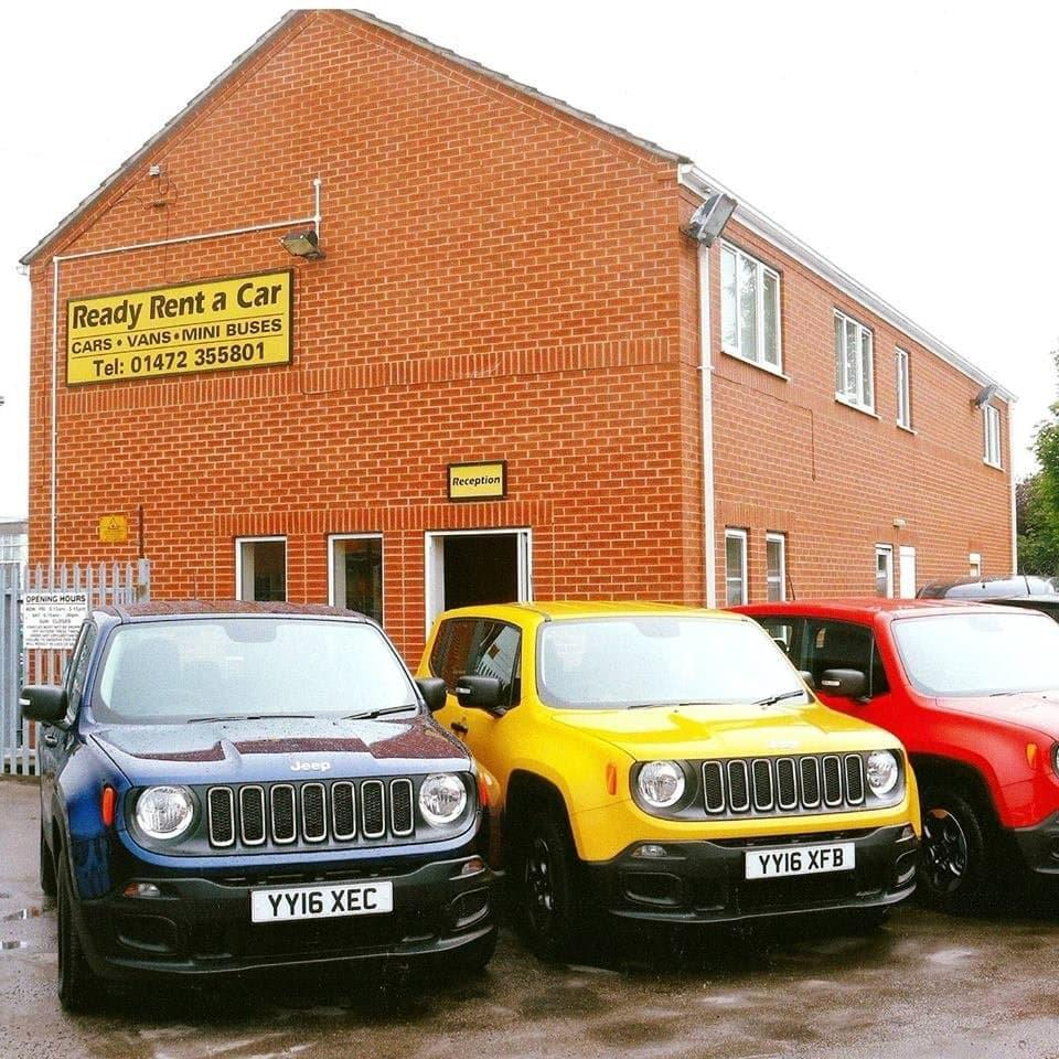 Car Hire Grimsby Area