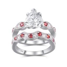 Lajerrio Wedding Ring Sets