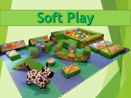 Soft play hire in Sheffield and Chesterfield
