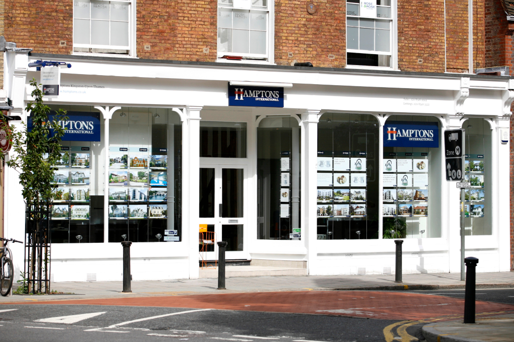 Details For Hamptons International In 40 High Street
