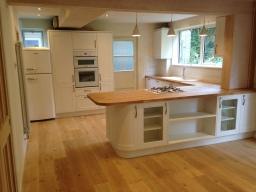 Kitchen Refurbishment in Bath
