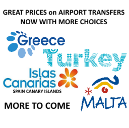 Greece Airport Transfers