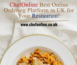 National Platform for Restaurant Online Ordering