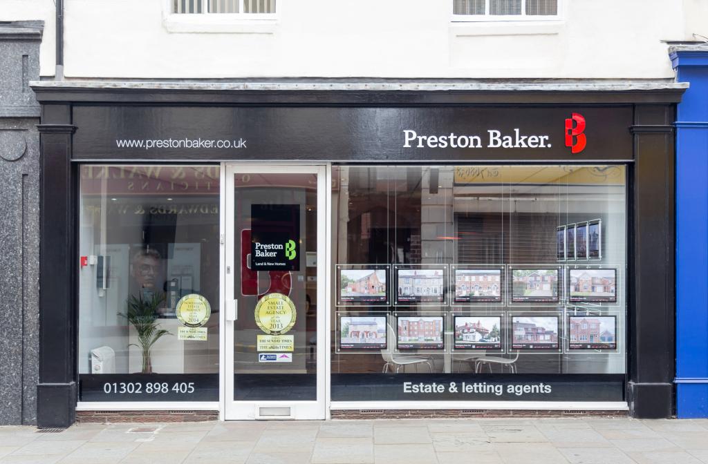 preston baker estate letting agents doncaster in 13. Black Bedroom Furniture Sets. Home Design Ideas