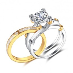 Lajerrio Wedding Rings