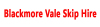 Blackmore Vale Skip Hire