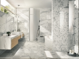 Calacatta Marble Bathroom Tiles