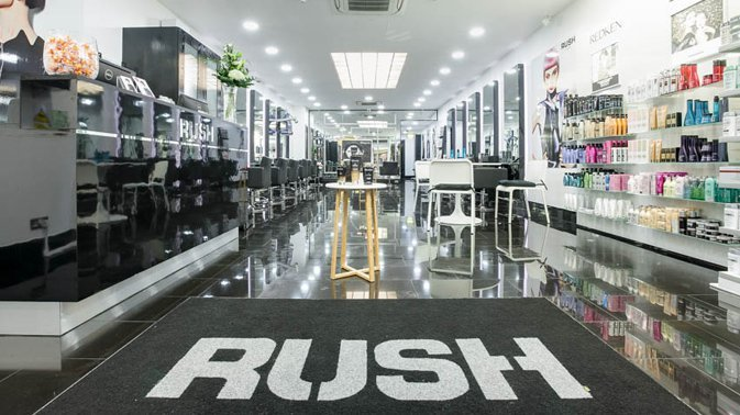 Rush hair birmingham in 72 corporation st 17 19 martineau for Abc salon sire directory