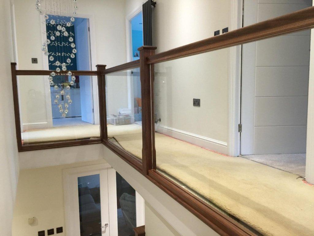 Centre Opening Frameless Glass Doors