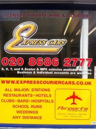 MiniCabs Office