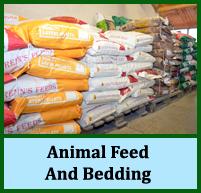 animal feed, animal bedding, pet food