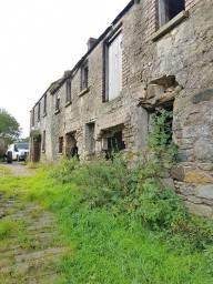 Renovation Old Mill Barn Tyrone Northern Ireland