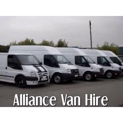 alliance van hire long acre close holbrook sheffield. Black Bedroom Furniture Sets. Home Design Ideas