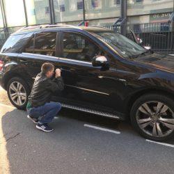 Car Keys Locked in Car London