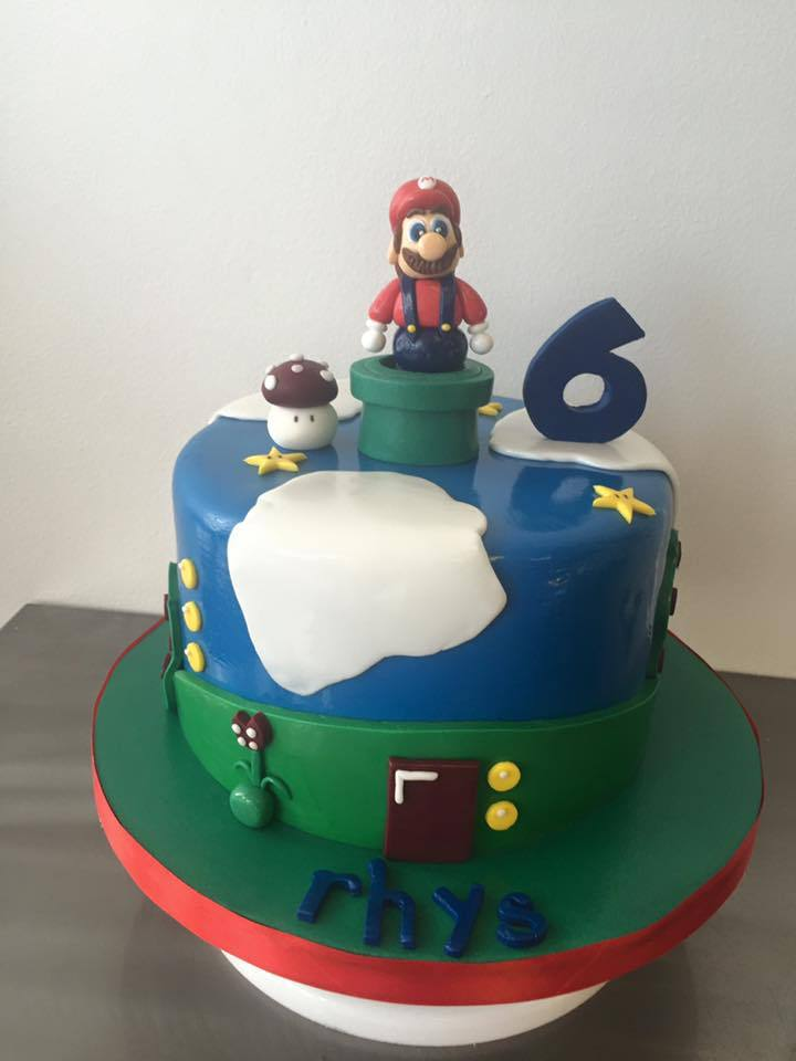 Birthday Cake Makers Stirlingshire