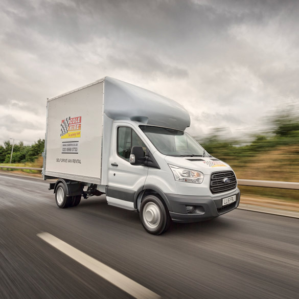 Cole Hire Self Drive Vans: Cole Hire, Westar House, 690 Great West Road, Isleworth