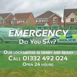 emergency locksmith derby