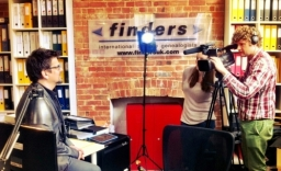 Filming for New HeirHunters series #Jan14