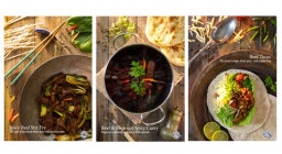 Food Photography - Recipe cards & Cookbooks