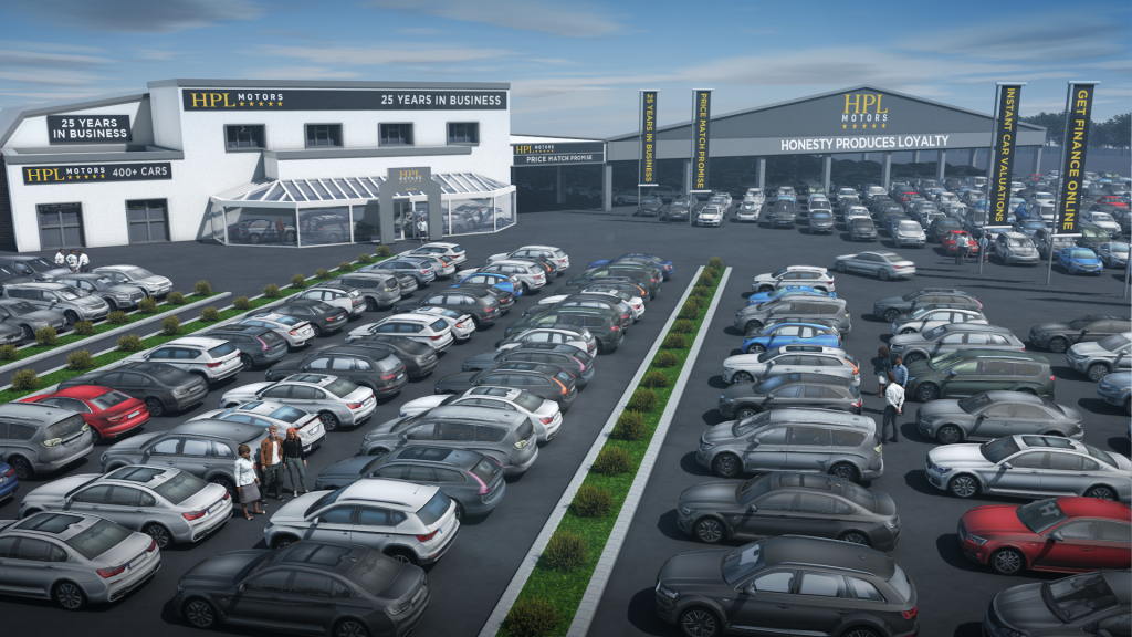 HPL Motors Used Car Supermarket In 396 Manchester Rd
