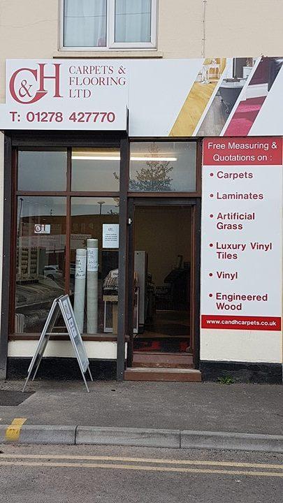 Details For C Amp H Carpets And Flooring Ltd Bridgwater In