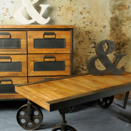 Industrial Furniture Collection