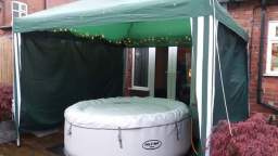 Hot Tub Hire Dunnfield Events and Leisure
