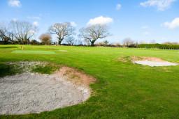 Golf Practise Area