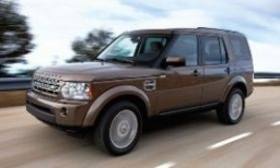Land Rover Discovery 4 Hire