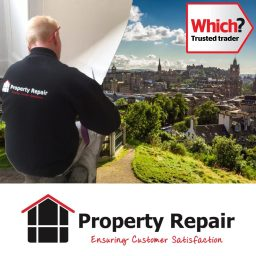 Property Repair.  Decorating Division (EDINBURGH)