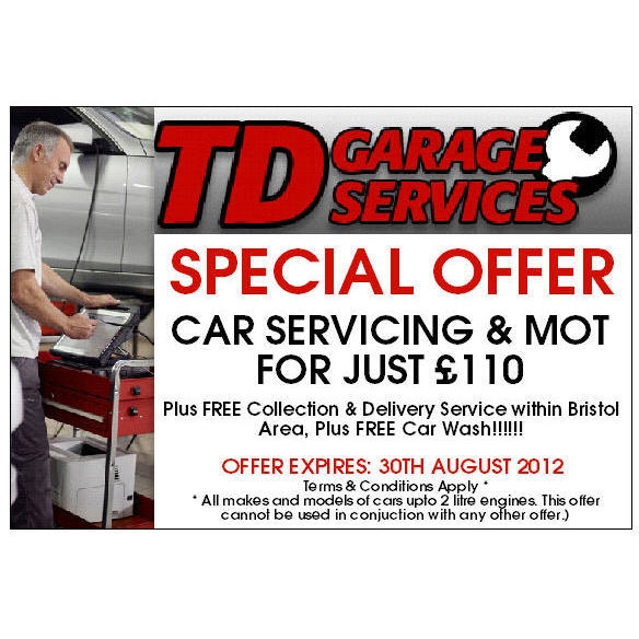 td garage services in unit 20 windmill farm business