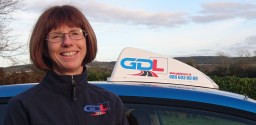 Gillian Dunlop Driving and Motorcycle Instructor
