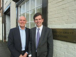 Duncan and jeremy following Merger