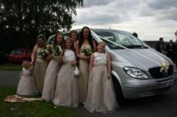 Hucknall Wedding Minibuses