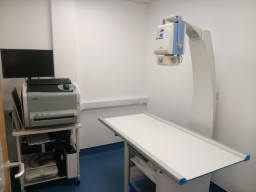 X-ray and Ultrasound Room