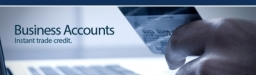 30 Day Business Accounts.